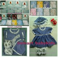 jual Baju Baby Fashion (Baby Girl Fashion Giftset)