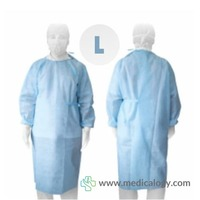 jual Baju Operasi Surgical Gown NonWoven Size L OneMed