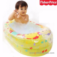 jual Bak mandi Bayi Fisher Price Inflatable Bayi Bath Tub Portable