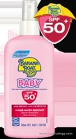 jual Banana BOat Baby Spray SPF50 200ml