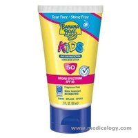 jual Banana Boat Kids Sunscreen Lotion SPF 50 Fragrance Free 2 fl oz 59