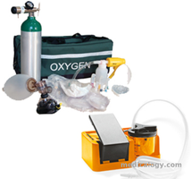 jual Basic Oxygen Resuscitator Kit BSS Pin Index