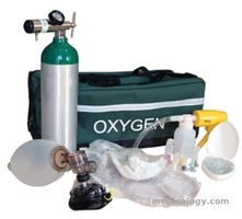 Basic Oxygen Resuscitator Kit BSS