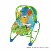 jual Bayi Bouncer PLIKO Rocking Chair Hammock Kursi goyang Bayi