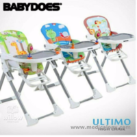 jual Bayi DOES BayiDoes Ultimo High Feeding Chair Kursi Makan MPASI Bayi