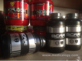 jual BCAA 2:1:1 Kaged Muscle 250 Vegetable Capsule