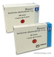 jual Betaserc 24 mg Tablet per Box