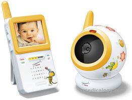 jual Beurer Video Baby Monitor JBY 101