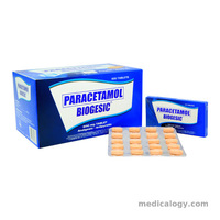jual Biogesic Tablet per Box