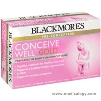jual Blackmores Conceive Well Gold 28 Capsules 28 Tablets