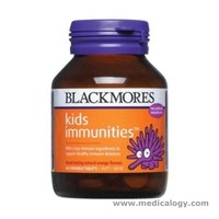 jual Blackmores Kids Immunities ISI 60 Kapsul SUPPLEMENT Anak - Premium