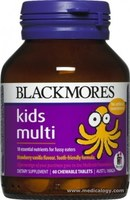 jual BlackMores Kids Multi ISI 60 Tablet /Premium Vitamin SUPPLEMENT Anak