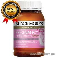 jual Blackmores Premium Suplement/Vitamins Pregnancy Breast-Feeding 180 Caps