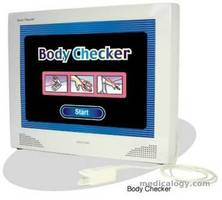 Body Checker Alat Analisa Stress