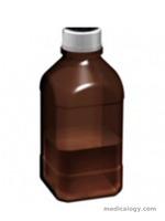 jual Botol Reagen (Brown 1 Liter) for Dispenser Bottle - Top DispensMate Plus Dragonlab