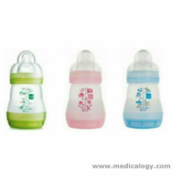 jual Botol Susu Bayi MAM Anti Colic Bayi Milk Bottle 160ml BPA Free Wide