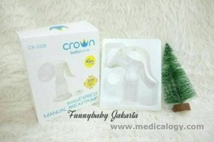jual Breast Pump Crown Manual/Pompa Asi Crown Manual