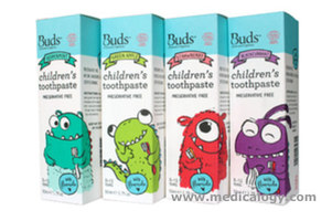 jual Buds Childern's Toothpaste 3-12 YEars