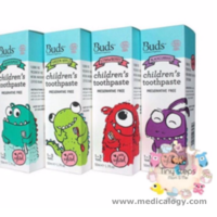 jual Buds children's toothpaste 1-3 yEars