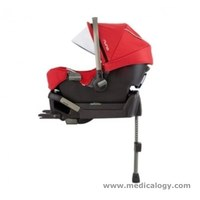 jual Carseat Nuna Pipa With Pipa Base Scarlet