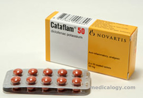jual Cataflam 50mg Tablet