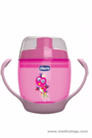 jual Chicco Hard Spout Meal Cup Bayi Training Trainer Transition to Glass
