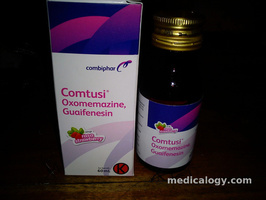 jual Comtusi Sirup Strawberry 60ml
