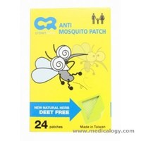 jual Crown Baby Anti Mosquito Patch Stiker Anti Nyamuk
