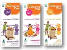 jual Curcuma P F&V Strawberry