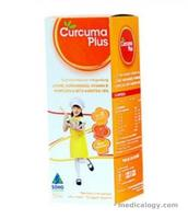 jual Curcuma Plus Grow Orange Per Pack isi 3 Botol