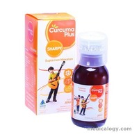 jual Curcuma Plus Sharpy Orange per pack isi 3 Botol