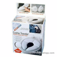 jual Cushie Traveler potty seat Portable lipat Portable traveling folding
