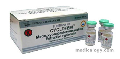 jual Cyclofem Tablet