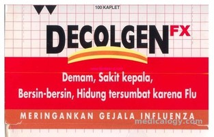 jual Decolgen FX Tablet per Box isi 100