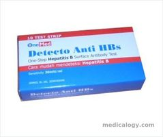 jual Detecto Anti HbS Test Strip OneMed