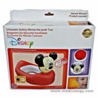 jual Disney Mickey Inflatable Bayi Bath Tub Bak Mandi Tiup Angin Bayi