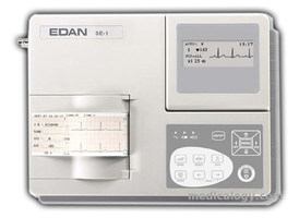 Edan ECG SE 1 (1 Channel)
