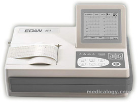 jual Edan ECG SE 3 (3 Channel + Wide Screen)