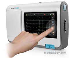 jual Edan ECG SE 301 (3 Channel + Wide Touch Screen)