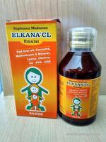 jual Elkana CL Sirup 120ml