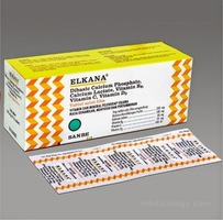 jual Elkana Tablet per Box isi 100 Tablet