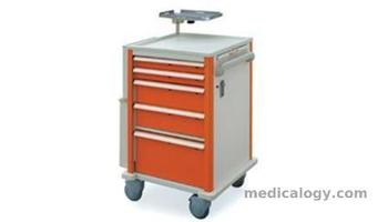 jual Emergency Cart Acare EC-500P