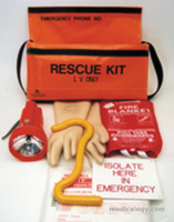 jual Emergency Kit Fire Rescue Kit