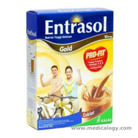 jual Entrasol Gold Chocolate 370gr