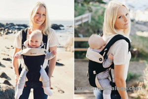 jual ErgoBaby Four Position 360 Carrier Comfort Thru Ergonomics
