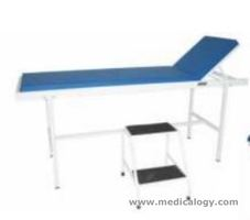 jual EXAMINATION TABLE WITH ACCESSORIES, STEEL PAINTED