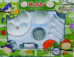 jual Feeding Set Kiddy