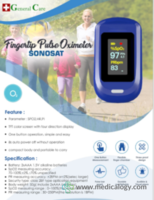 jual Finger Tip Pulse Oximeter General Care Sonosat