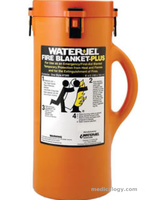 Fire Blanket in Cannister by Water Jel USA