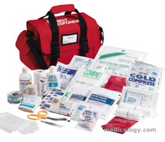 jual First Responder Kit with Backpack Bag